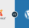 Comparatif de Joomla et WordPress en 2021